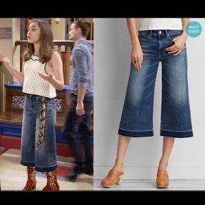 AEO festival crop jeans US00